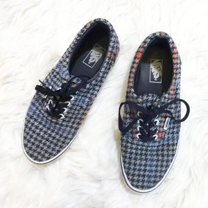 Vans Houndstooth Low Lace Up Rare